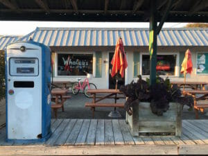 Whaleys Restaurant Edisto