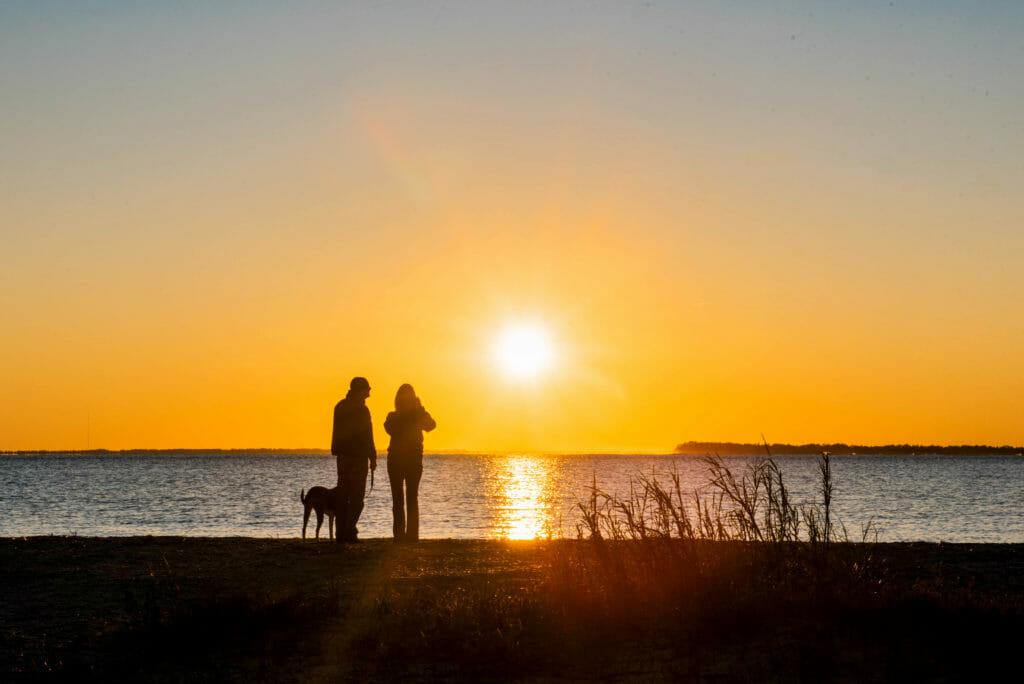 Sunset Edisto Beach