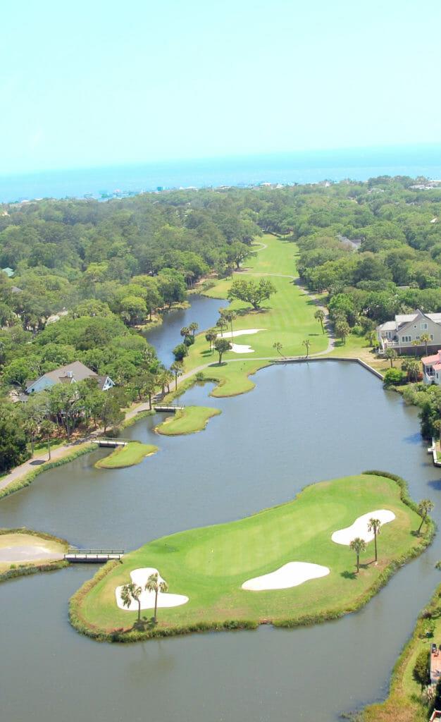 Golf Edisto Beach SC