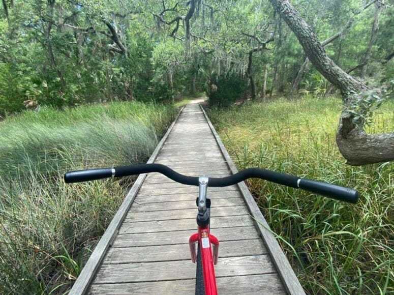 Bike Edisto Island