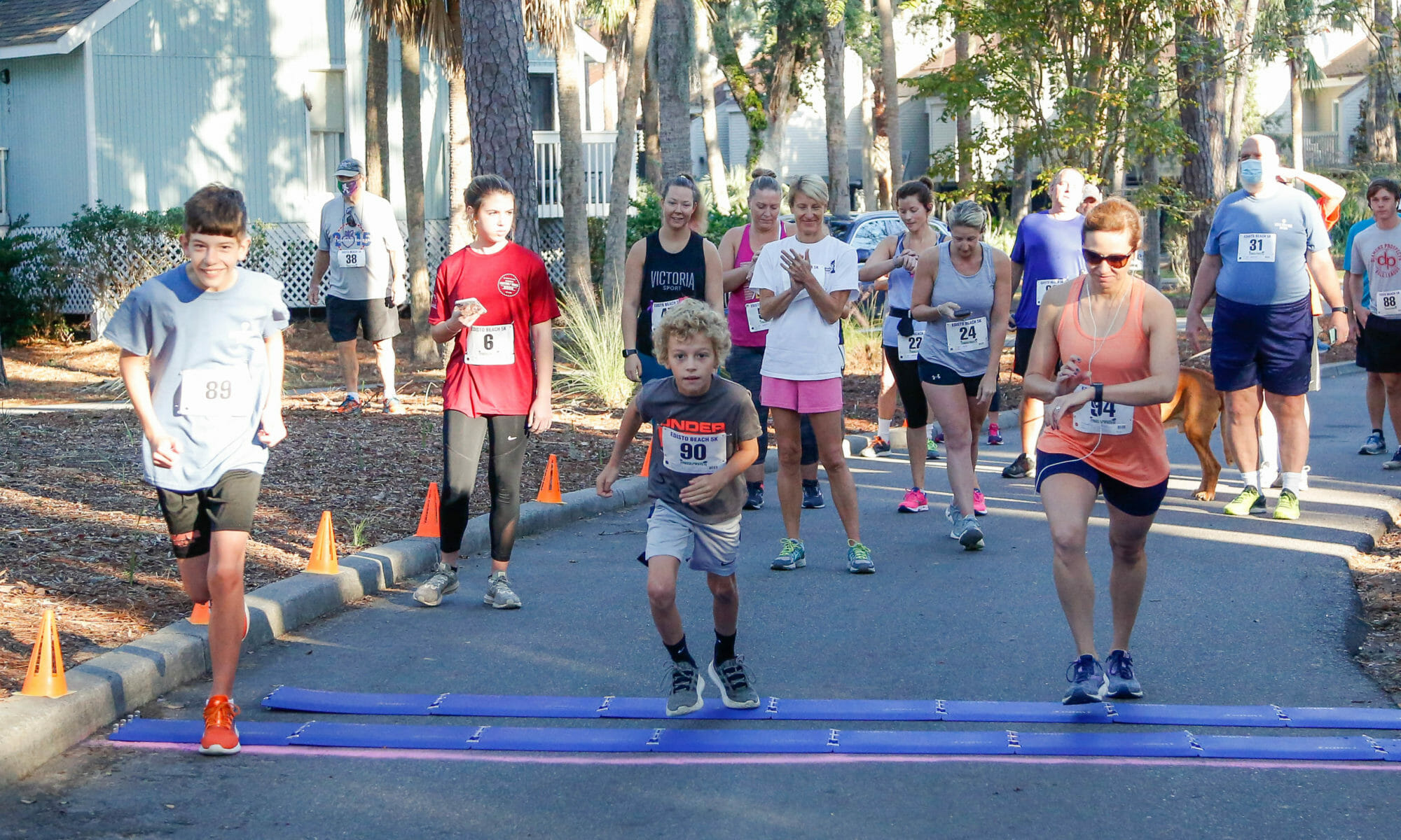 9th Annual Edisto Beach Road Race